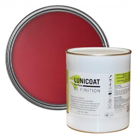 Peinture Lunicoat Rouge Pur