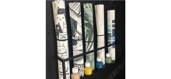 Papier peint personnalisable
